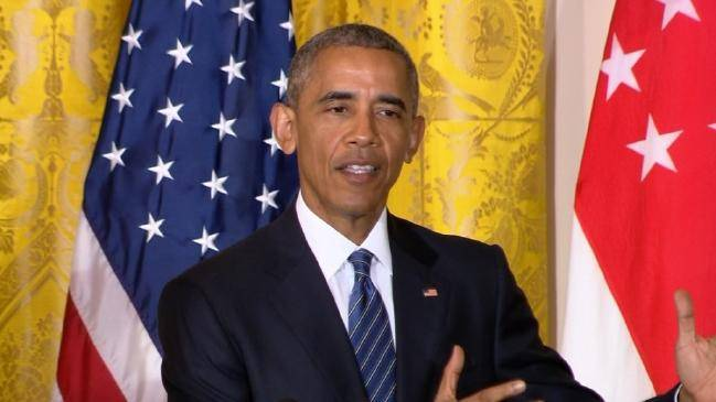 President Barack Obama Says Trump Unfit ForPresidency